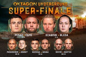 Oktagon Underground superfinále.