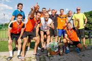 Víťazi 5. ročníka - Oranjes