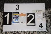 Polícia pre drogovú trestnú činnosť obvinila dve osoby.