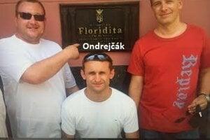 Boris Kollár počas dovolenky s Jurajom Ondrejčákom a Tomášom Rajeckým na Kube.
