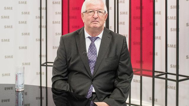 Predseda Súdnej rady SR Ján Mazák v relácii Rozhovory ZKH.