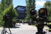 Centrála platobnej spoločnosti Wirecard v nemeckom Aschheime.