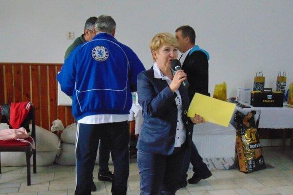 Starostka Oľga Kormošová bude v referende čeliť odvolávaniu.