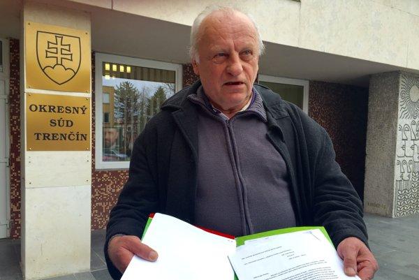 Jozef Plachý žiada návrat súťaže pod svoj patronát.