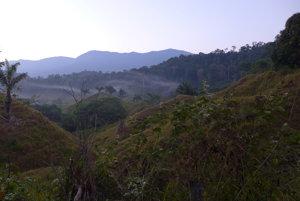 Sierra Nevada de Santa Marta je najvyššie pohorie na svete, ktoré sa týči priamo nad pobrežím.