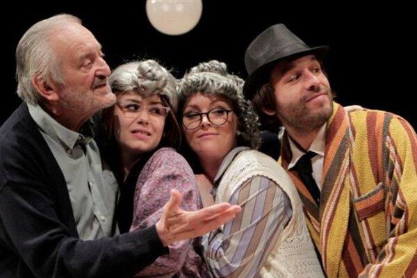 V Starom divadle  Štúdio L+S a autor Milan Lasica uvedú predstavenie Listy Emilovi.