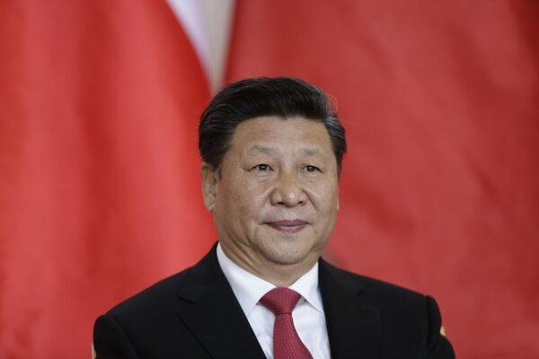 Čínsky prezident.