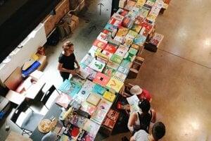 Festival detskej literatúry.