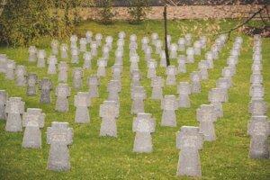 Hunkovce vojenský cintorín