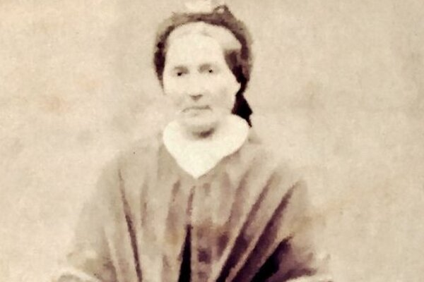 Johanka Hrebendová-Bóriková ošetrovala zranených priamo na bojisku.