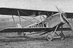 Aero – A 11, na ktorom zahynula dvojčlenná posádka