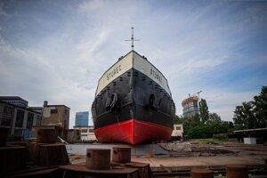 V lodi by malo byť múzeum.