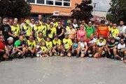 V minulom roku sa zúčastnilo podujatia 127 cyklistov.