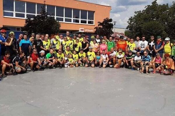 V minulom ročníku sa na pretekoch zúčastnilo 127 cyklistov.