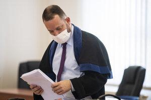 Právny zástupca Mariana Kočnera Marek Para.