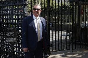 Liam Fox, bývalý britský minister medzinárodného obchodu.