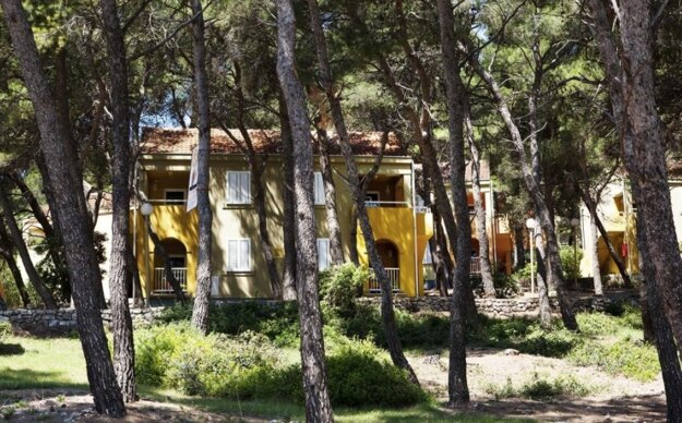 Holiday Park Zelena Punta 3*