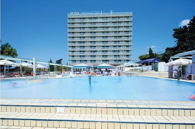 Dalmacija Sunny Hotel 3*