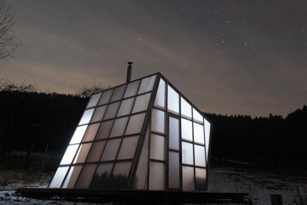 Bezplatná verejná sauna je nominovaná na architektonickú cenu CE ZA AR v kategórii Fenomény architektúry.