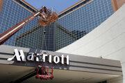 Hotel Marriott v Little Rocku v Arkansase.