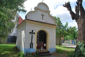 Kaplnka Sv. Rochusa v Novom Meste nad Váhom