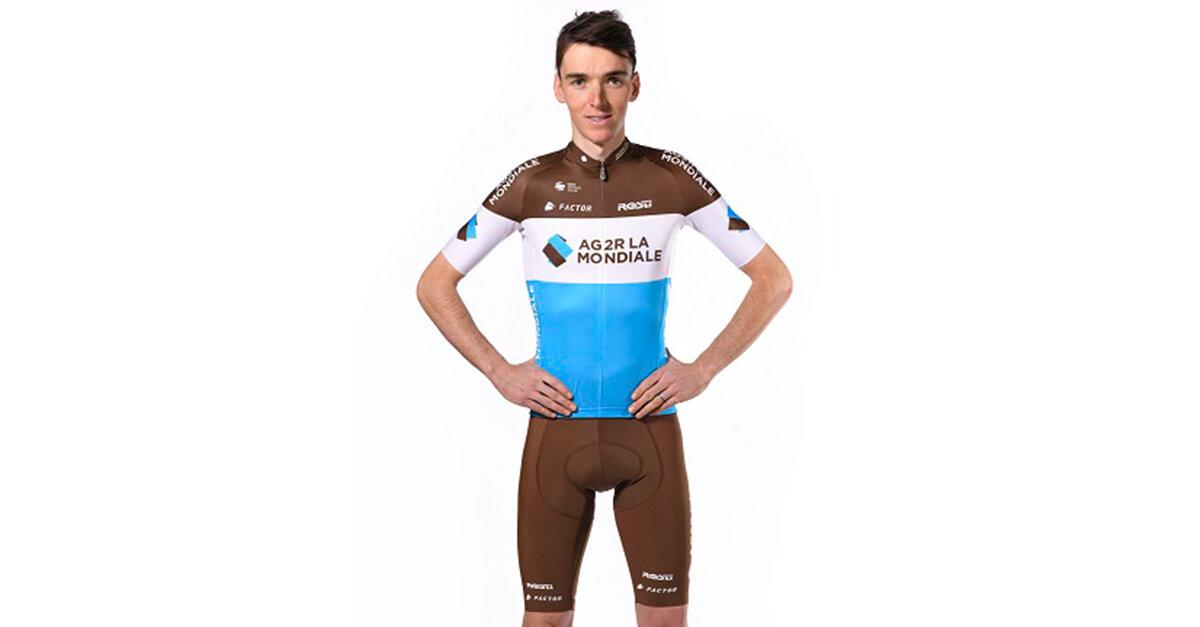 Romain Bardet, cyklista, tím AG2R La Mondiale