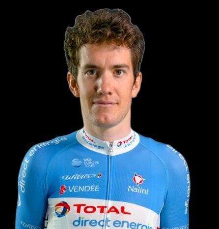 Romain Sicard, cyklista, tím Team Total Direct Energie
