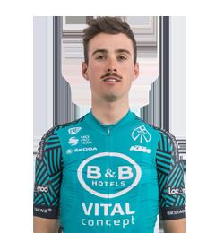 Cyril Barthe, cyklista, tím B&B Hotels - Vital Concept p/b KTM
