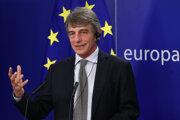 David Sassoli, šéf Európskeho parlamentu.