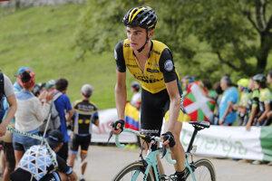 Sepp Kuss, cyklista, tím Team Jumbo-Visma