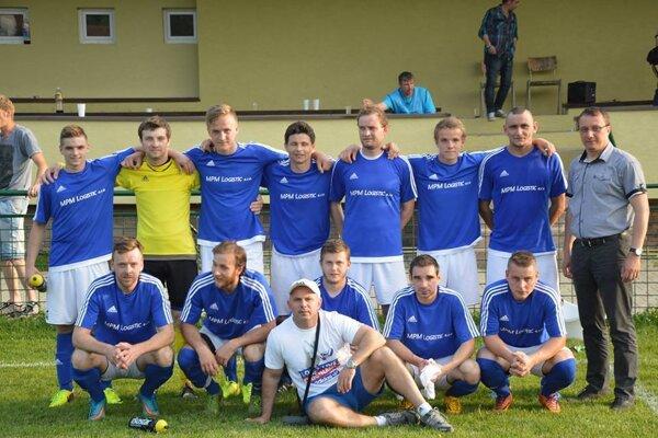 Mužstvo Snaha Zborov nad Bystricou zaznamenal vysoký triumf.