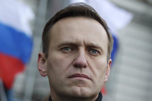 Alexej Navaľnyj.