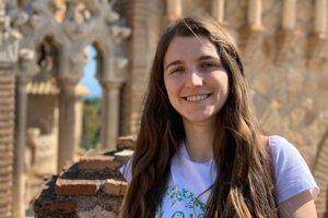 V piatom ročníku medicíny pôsobila Eva Baranová ako národná koordinátorka pre ľudské práva a mier Slovenskej asociácie študentov medicíny.