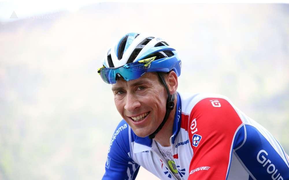 Matthieu Ladagnous, cyklista, tím Groupama FDJ
