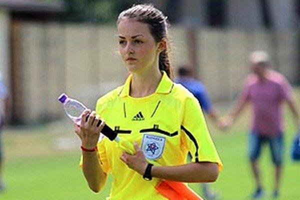 Daniela Szabová, Šaľa, 17 rokov, futbalistka FC Nitra.