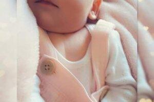 Charlotte Jessica Dirdová z Nitrianskeho Pravna sa narodila 7.3.2020 v Bojniciach
