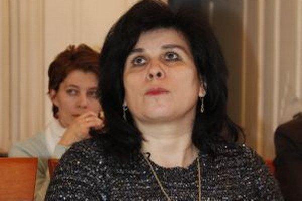 Klaudia Ivanovičová je platená z verejných financií, svoj príjem ale prezradiť odmieta.