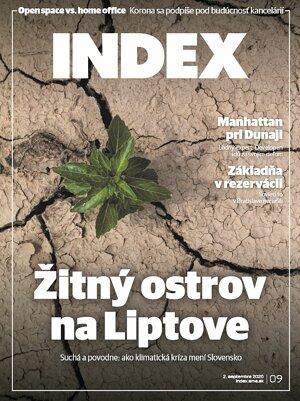 Článok nájdete aj v septembrovom INDEXE. Práve v predaji.