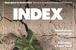 Septembrové číslo mesačníka INDEX.