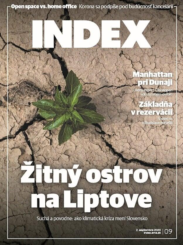 Článok vyšiel v septembrovom čísle mesačníka INDEX.