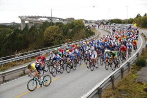 MS v cyklistike - ilustračná fotografia.
