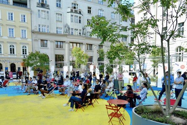Predstavenie krajinársko-architektonickej súťaže: