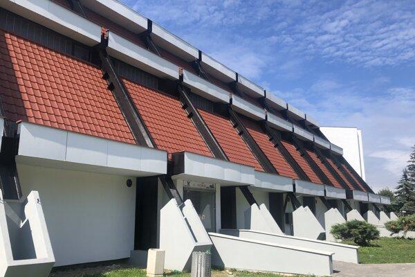 Rekonštrukcia strechy je takmer dokončená