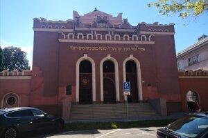Chválospevy Tehilim zaznejú v Ortodoxnej synagóge v Košiciach o 19.00 hod.