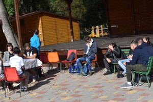 Týždeň dobrovoľníctva v Prešove.