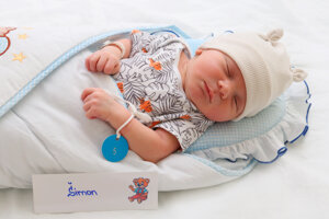 Šimon Štukner zo Sebedražia sa narodil 22.8. v Bojniciach
