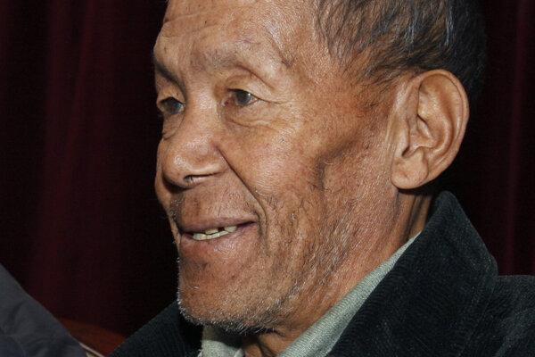 Nepálsky šerpa Ang Rita.