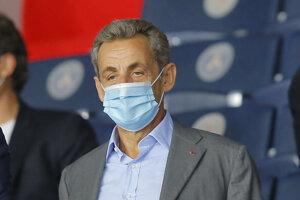 Bývalý francúzsky prezident Nicolas Sarkozy.