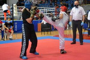 MSR v kickboxe v Lučenci.