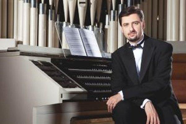 Na festivale sa predstaví Marek Vrábel, jeden z najvýznamnejších predstaviteľov slovenského organového umenia.